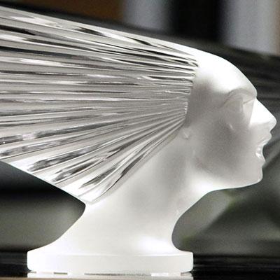 Lalique Victoire Sculpture