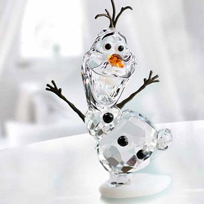 Swarovski Disney Frozen Olaf