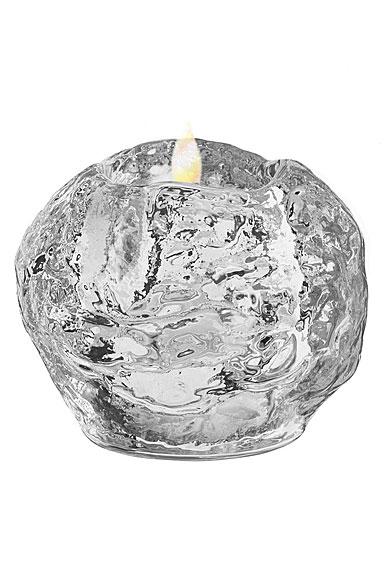 Kosta Boda Snowball Votive