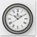 Waterford Silver Tone Clock Face Insert, Medium 1 3/4""