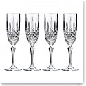 Marquis By Waterford Markham Flute, Set of Four