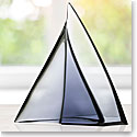 Baccarat Alizee Sail Sculpture, Midnight