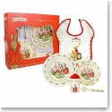Royal Doulton Bunnykins Melamine 5-Piece Set, Bowl, Cup, Plate, Spoon and Bib