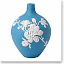 "Wedgwood Magnolia Blossom 5"" Bud Vase"