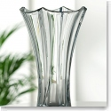 "Galway Crystal Dune Flared 14"" Vase"
