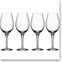 Orrefors More Wine, Set of Four