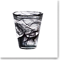 Kosta Boda Mine Tumbler Black, Single