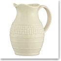 Belleek China Galawy Weave Cream Jug