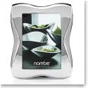 """Nambe Metal Bella 5x7"""" Frame"""