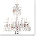 Baccarat Zenith Unfocused Chandelier - 24 Light, 43 1/3""