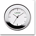 Cashs Sterling Silver Clock Face Insert, Medium 1 3/4""