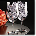 Cashs Crystal Grand Cru Water, Soft Drinks Glasses, Pair