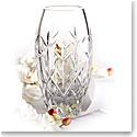 "Cashs Crystal Hawthorne Fairy 10"" Rose Vase"
