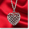 Cashs Crystal Ireland's True Heart Pendant Necklace, Small