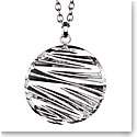 Cashs Crystal Wild Atlantic Way Pendant Necklace, Medium