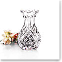 "Cashs Crystal 6"" Pineapple Vase"