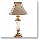 "Waterford Florence Court 29 1/2"" Lamp and Shade"