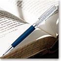 Swarovski Crystalline Ballpoint Pen, Dark Blue