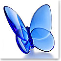 Baccarat Lucky Butterfly, Blue