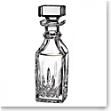 Waterford Lismore Square Whiskey Decanter