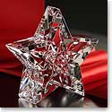 Waterford Little Lismore Star Collectible Paperweight